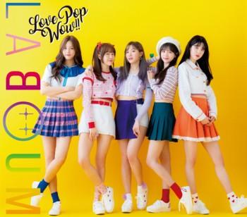 LABOUM (라붐) – Love Pop Wow!! [FLAC + MP3 320 / CD