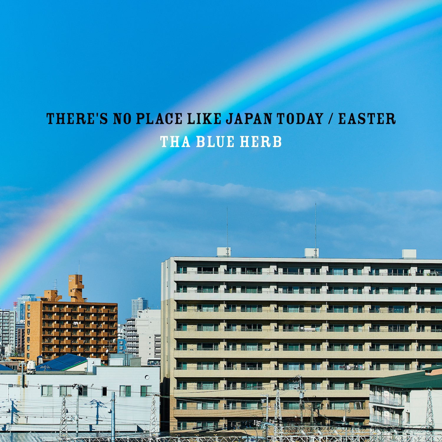 THA BLUE HERB – THERE'S NO PLACE LIKE JAPAN TODAY / EASTER [FLAC / 24bit Lossless / WEB] [2019.05.01]