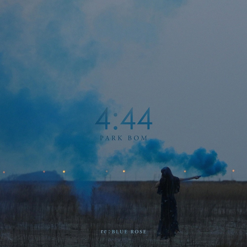 Park Bom (박봄) – re:BLUE ROSE [FLAC + MP3 320 / WEB] [2019.05.02]