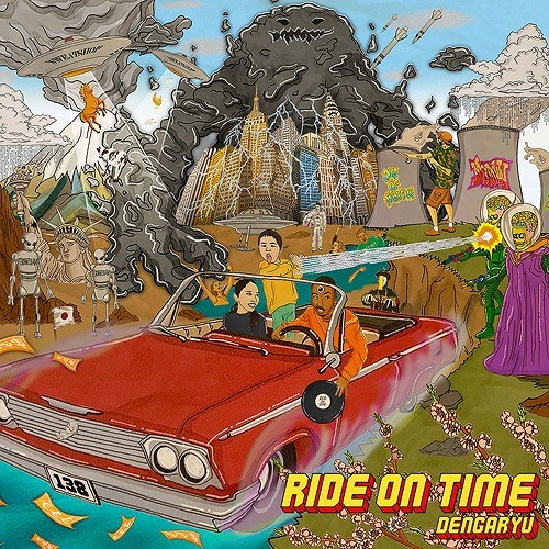 田我流 (Dengaryu) – Ride On Time [FLAC / WEB] [2019.04.24]