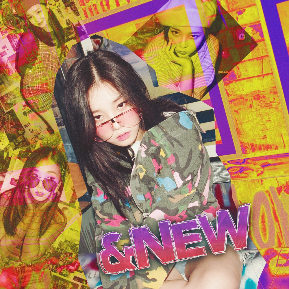 Eyedi (아이디) – & New [FLAC 24bit/48kHz]