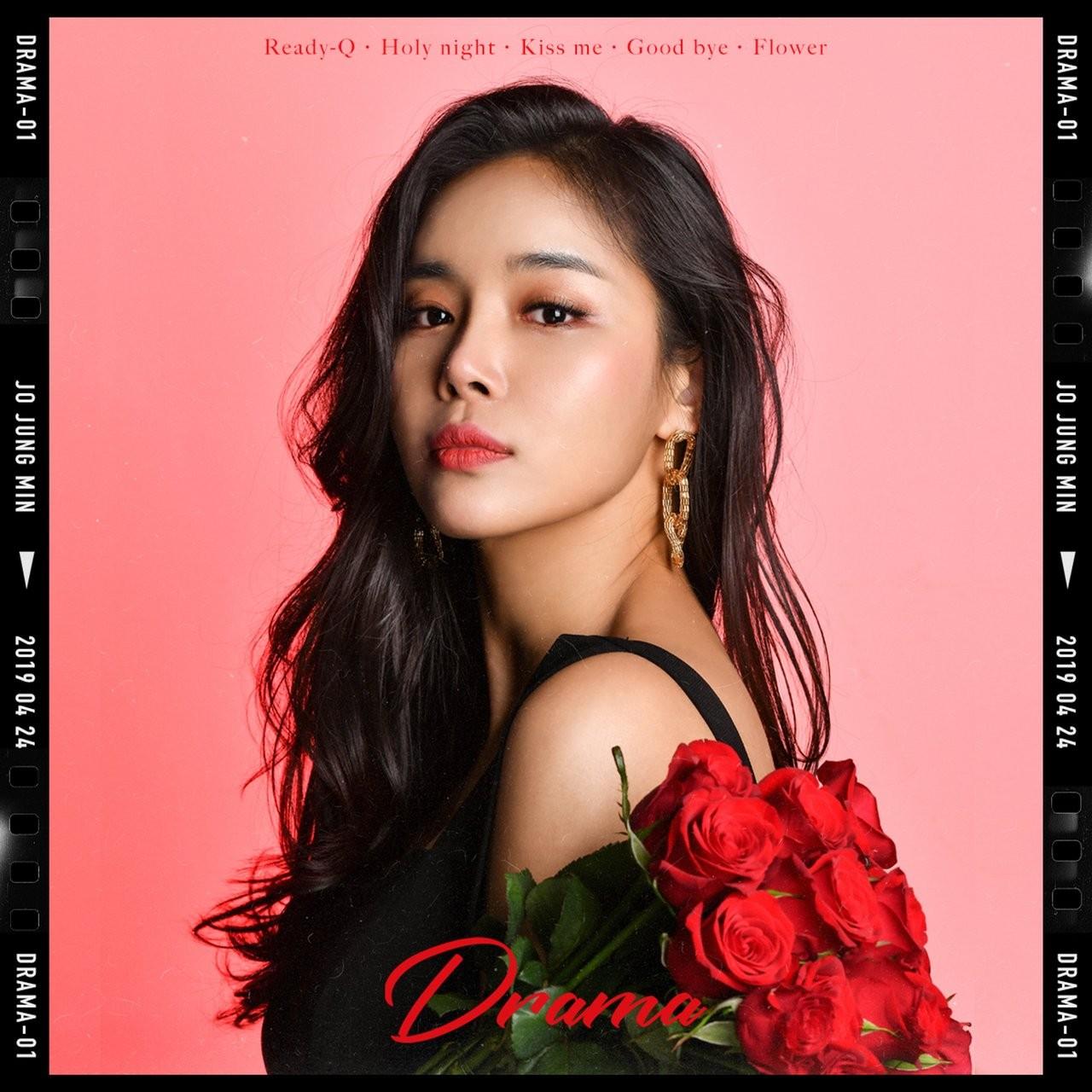 Jo Jungmin (조정민) – Drama [FLAC + MP3 320 / WEB] [2019.04.24]
