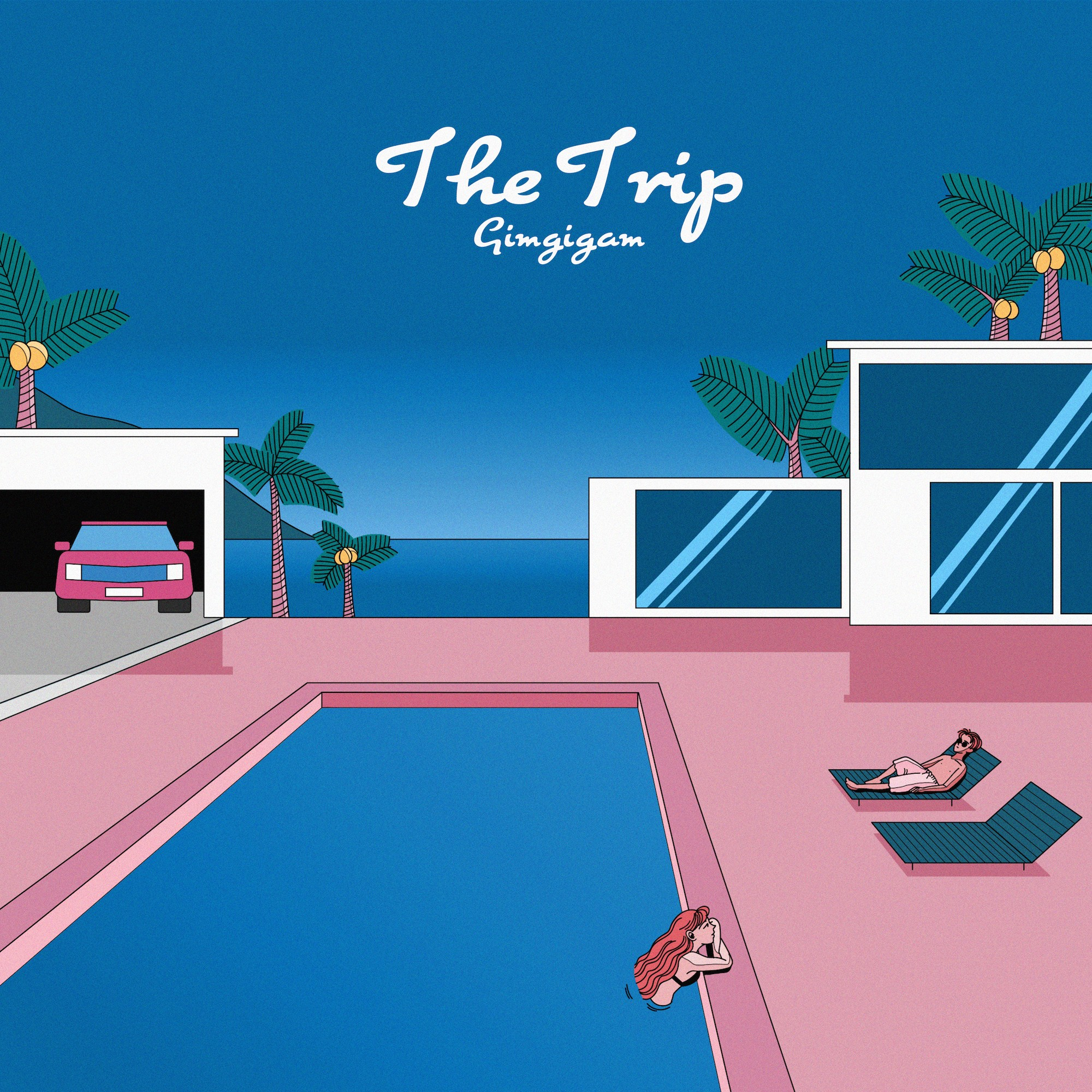 Gimgigam – The Trip [FLAC + MP3 320 / WEB] [2019.02.15]