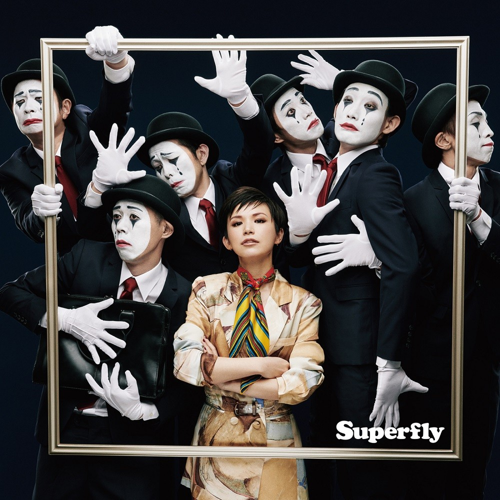 Superfly – Ambitious [FLAC + AAC 320] [2019.06.12]