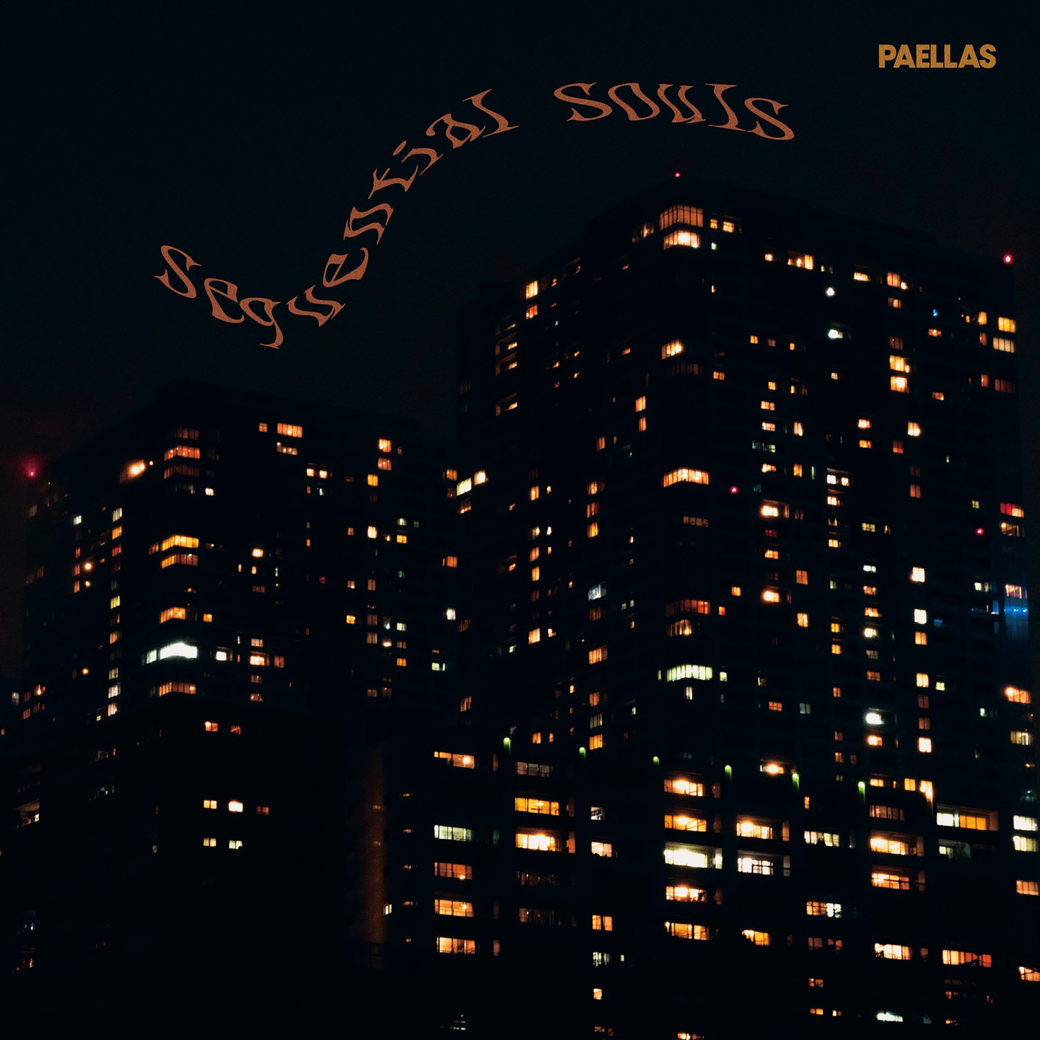 PAELLAS – sequential souls [FLAC + MP3 320 / WEB] [2019.06.05]