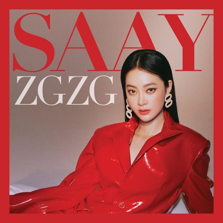 SAAY – ZGZG [FLAC + MP3 320 / WEB] [2019.06.07]