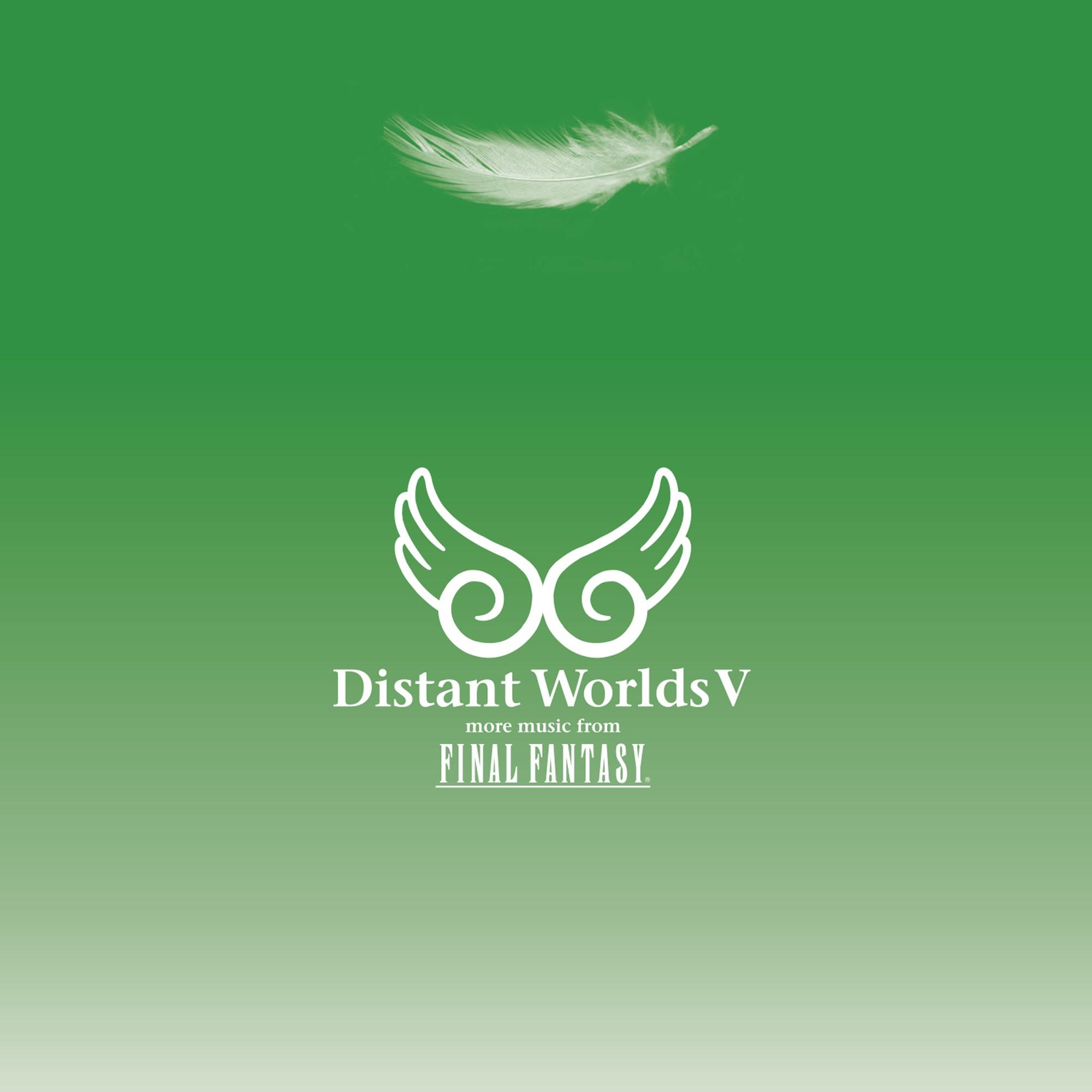 植松伸夫 (Nobuo Uematsu) – Distant Worlds V: more music from FINAL FANTASY [FLAC 24bit/88,2kHz]