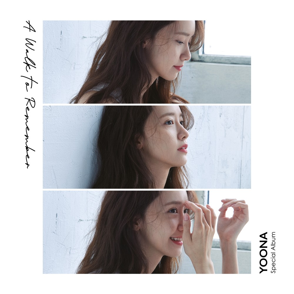 Yoona (윤아) – A Walk to Remember [FLAC + MP3 320 / WEB] [2019.05.30]