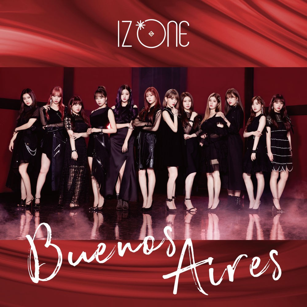IZ*ONE – Buenos Aires [FLAC + MP3 320 / WEB] [2019.06.26]