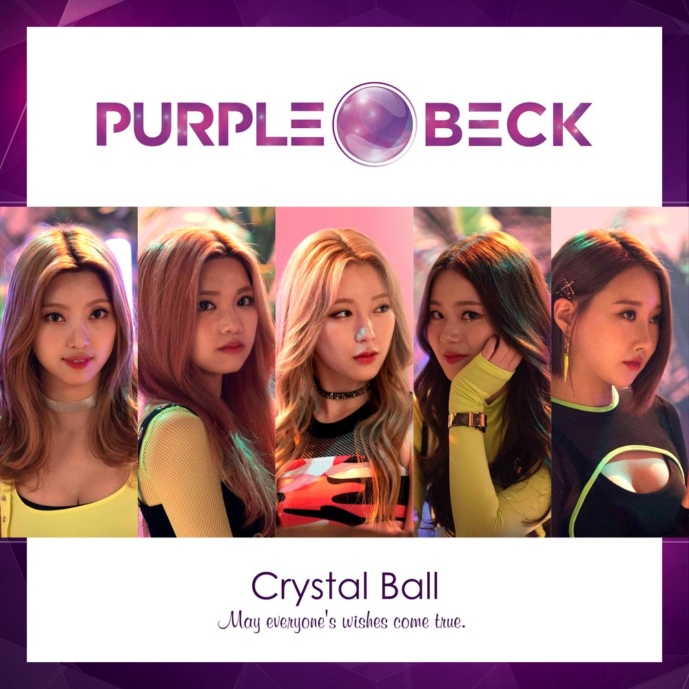 Purple Beck – Crystal Ball [FLAC + MP3 320 / WEB] [2019 06 24] – J