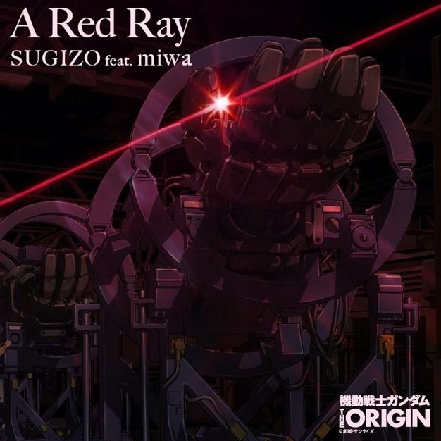 SUGIZO – A Red Ray feat. miwa [Mora FLAC 24bit/48kHz]