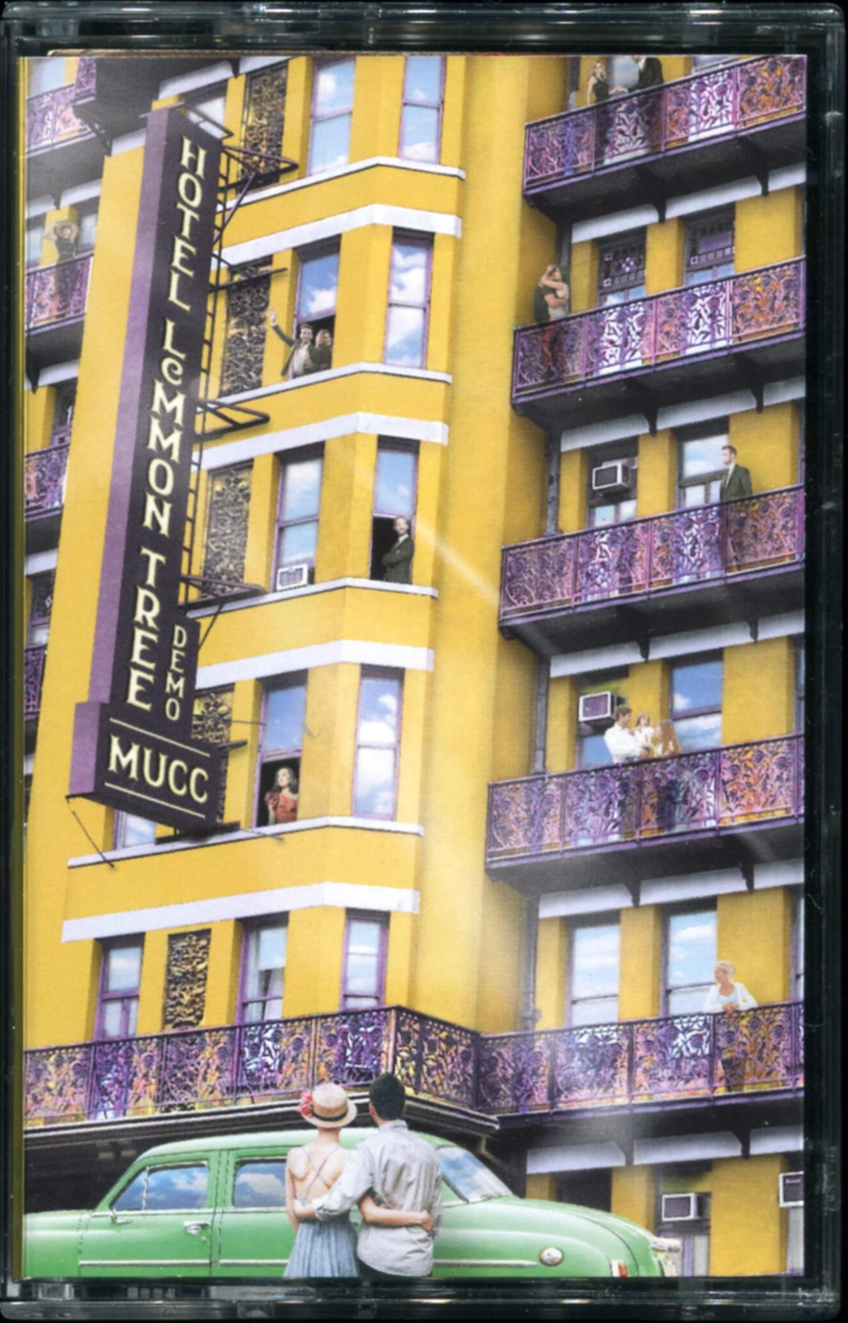 MUCC (ムック) – HOTEL LeMMON TREE DEMO [FLAC + MP3 320 / Cassette] [2019.07.01]