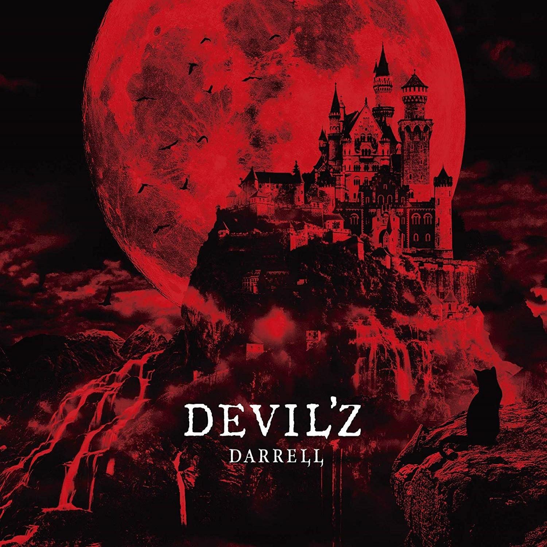 DARRELL – Devil'z [FLAC/ CD] [2019.07.03]