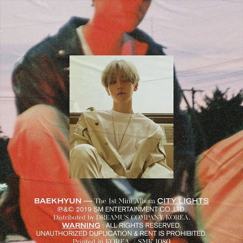 Baekhyun (백현) – City Lights – The 1st Mini Album [FLAC + MP3 320 / WEB] [2019.07.10]