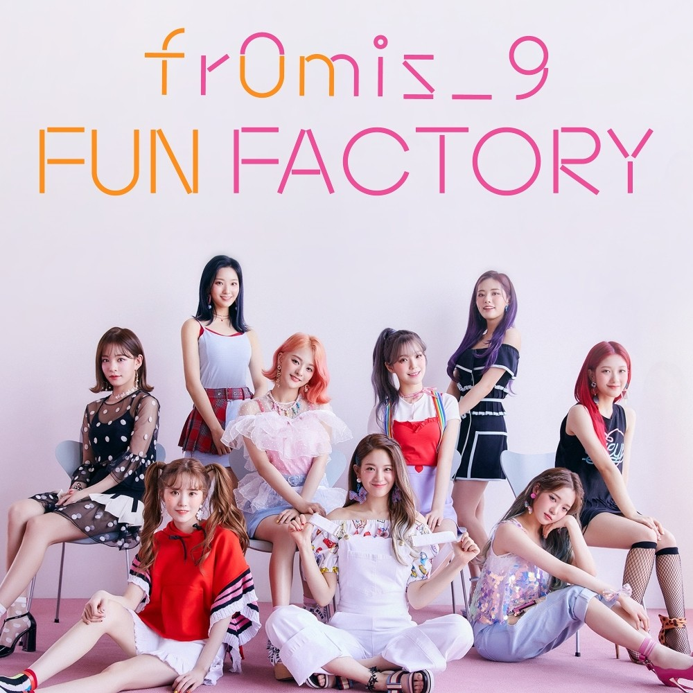 fromis_9 – FUN FACTORY [24bit Lossless + MP3 320 / WEB] [2019.06.04]
