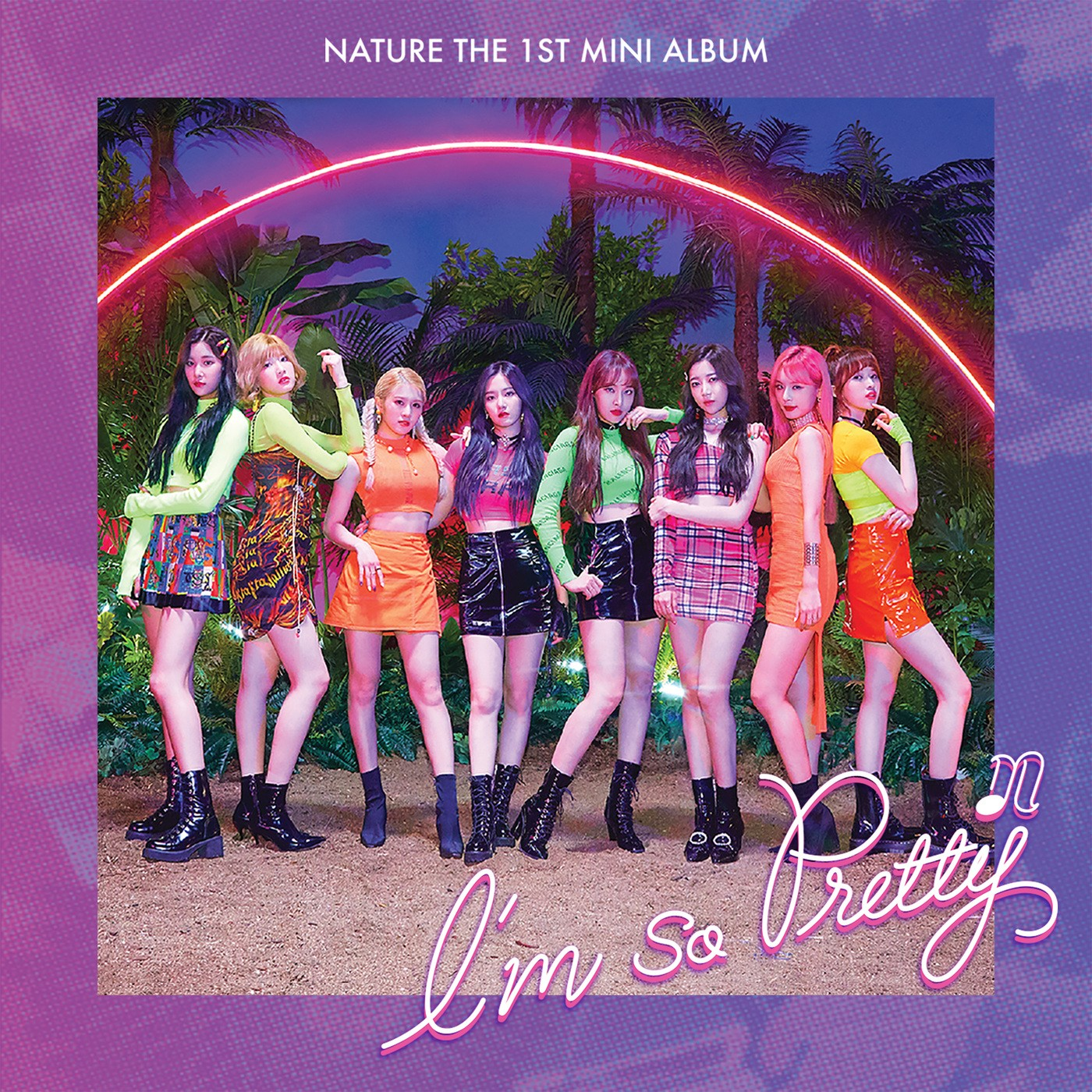 NATURE (네이처) – I'm So Pretty [FLAC 24bit/48kHz]