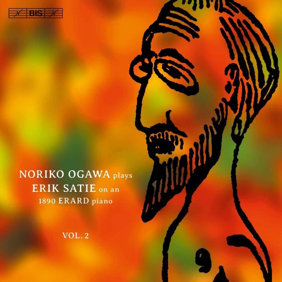小川典子 (Noriko Ogawa) – Satie: Piano Music, Vol. 2 [24bit Lossless + MP3 320 / WEB] [2017.06.02]