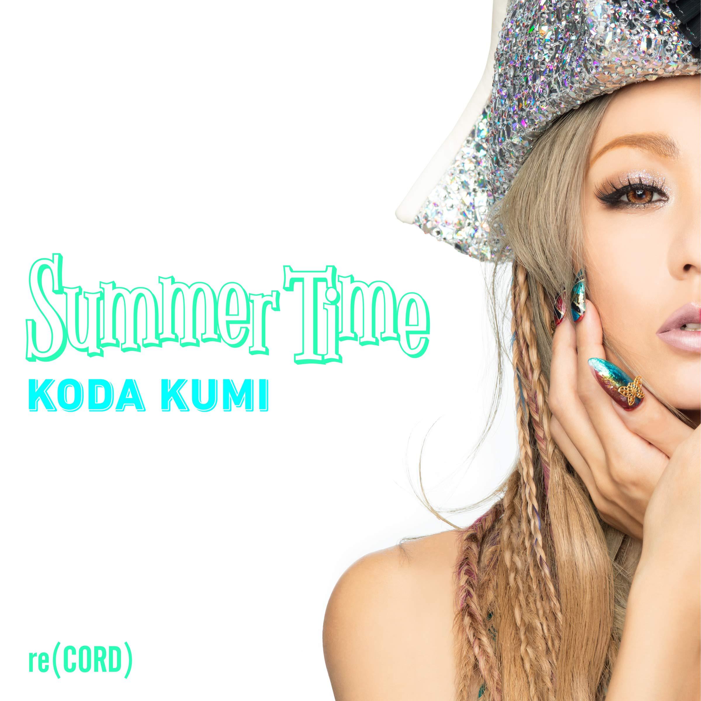 倖田來未 (Koda Kumi) – Summer Time [AAC 320 / WEB] [2019.07.10]