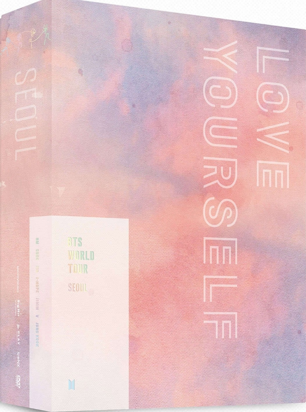 BTS – BTS WORLD TOUR LOVE YOURSELF IN SEOUL [Blu-ray ISO + MKV 1080p]