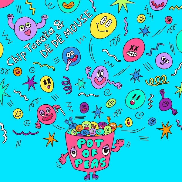 Chip Tanaka & DE DE MOUSE – Pot of Peas [24bit Lossless + MP3 320 / WEB] [2019.06.07]