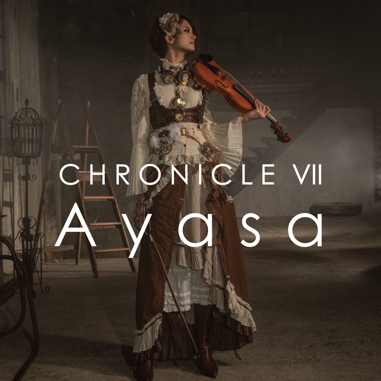 Ayasa – Chronicle VII [24bit Lossless + MP3 320 / WEB] [2019.07.01]