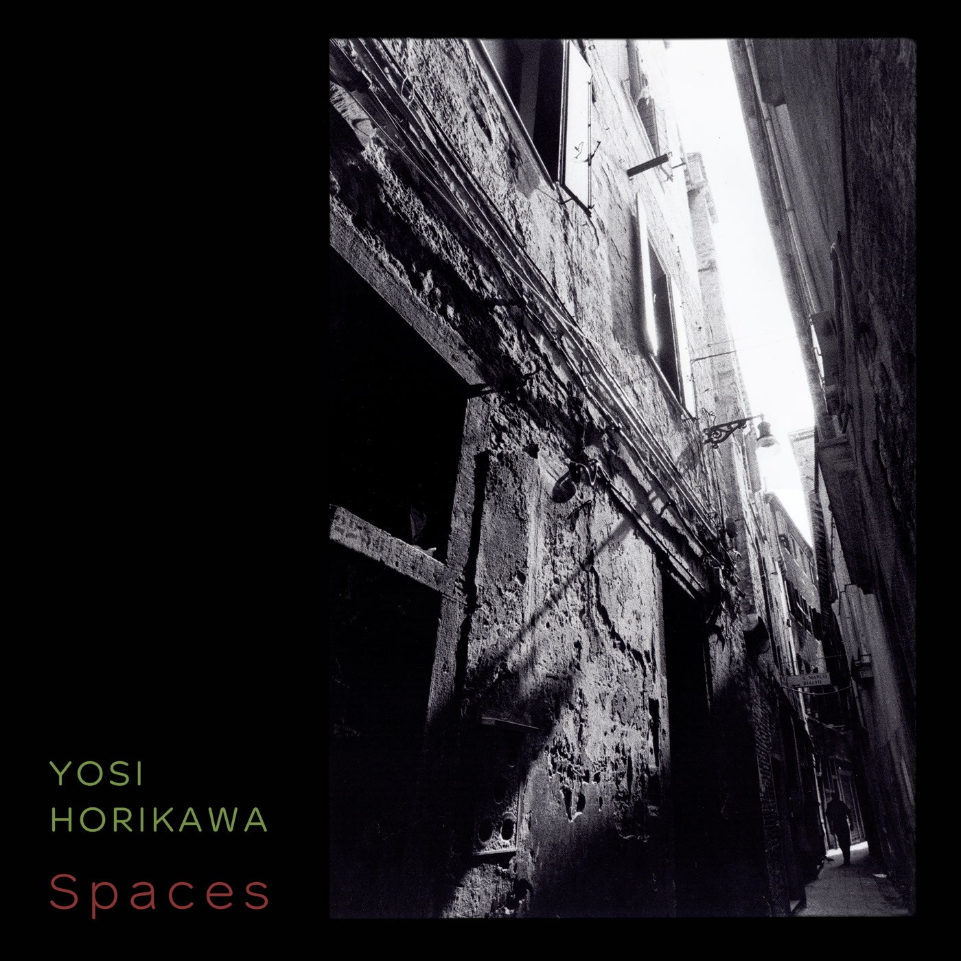 Yosi Horikawa – Spaces [FLAC + MP3 320 / WEB] [2019.05.31]