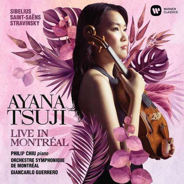 辻彩奈 (Ayana Tsuji) – Live in Montréal [24bit Lossless + MP3 320 / WEB] [2018.04.20]