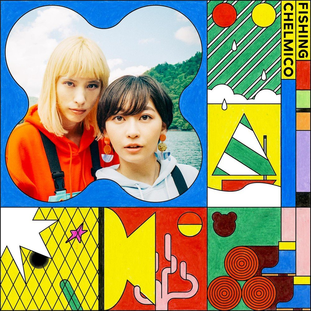 chelmico – Balloon [FLAC + MP3 320 / WEB] [2019 07 19] – J-pop Music