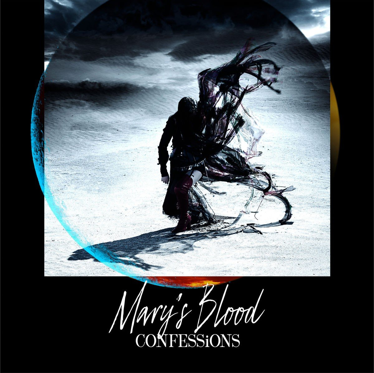 Mary's Blood – CONFESSiONS [FLAC + MP3 + DVD ISO] [2019.06.12]