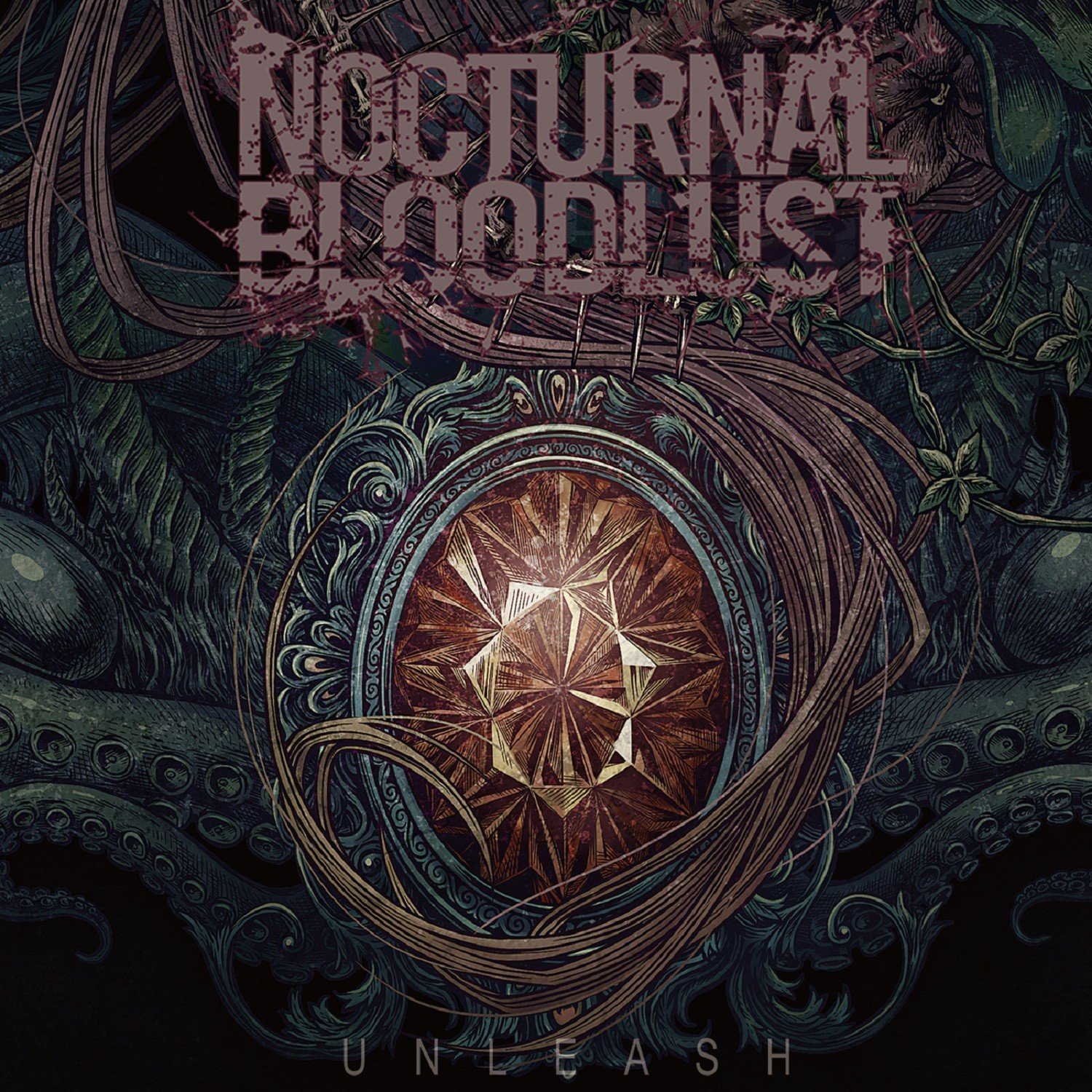 Nocturnal Bloodlust – UNLEASH [FLAC + MP3 320 / CD] [2019.07.24]
