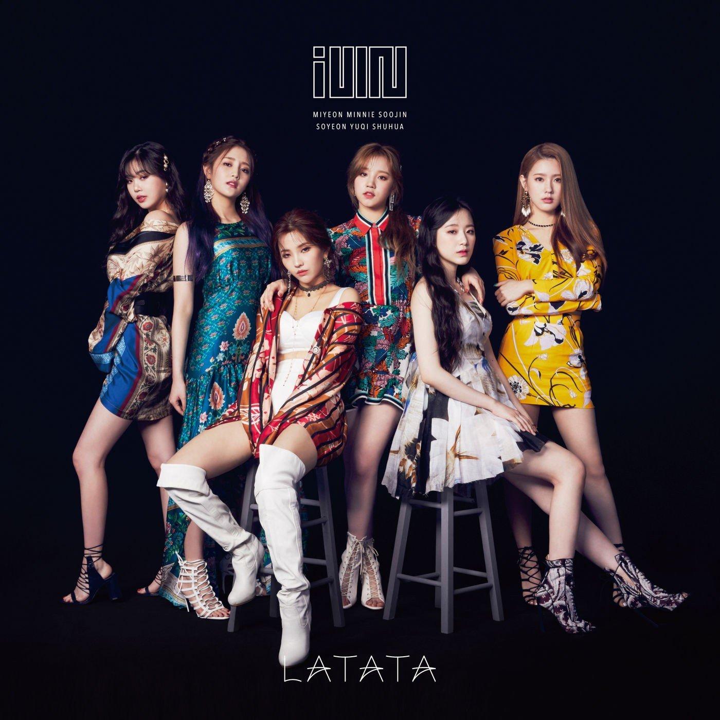 (G)I-DLE – LATATA [FLAC + MP3 320 / WEB] [2019.07.29]