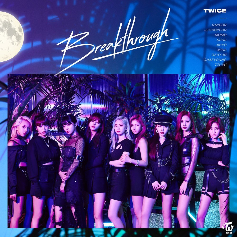 TWICE – Breakthrough [FLAC + MP3 320 + DVD ISO] [2019.07.24]