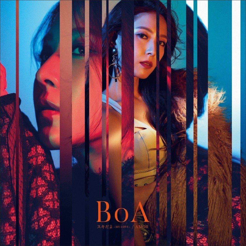 BoA – スキだよ -MY LOVE- [FLAC / WEB] [2019.04.03]