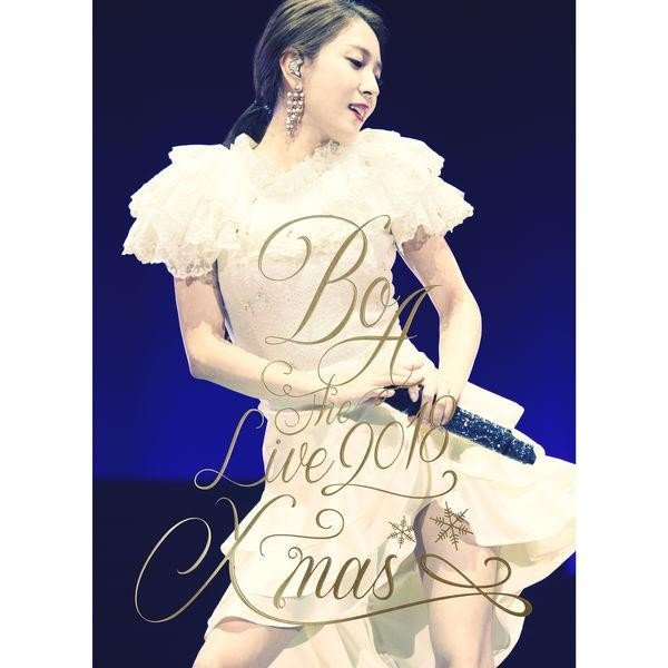 "BoA – BoA THE LIVE 2018 ""X'mas"" [AAC 256 / WEB] [2019.07.31]"