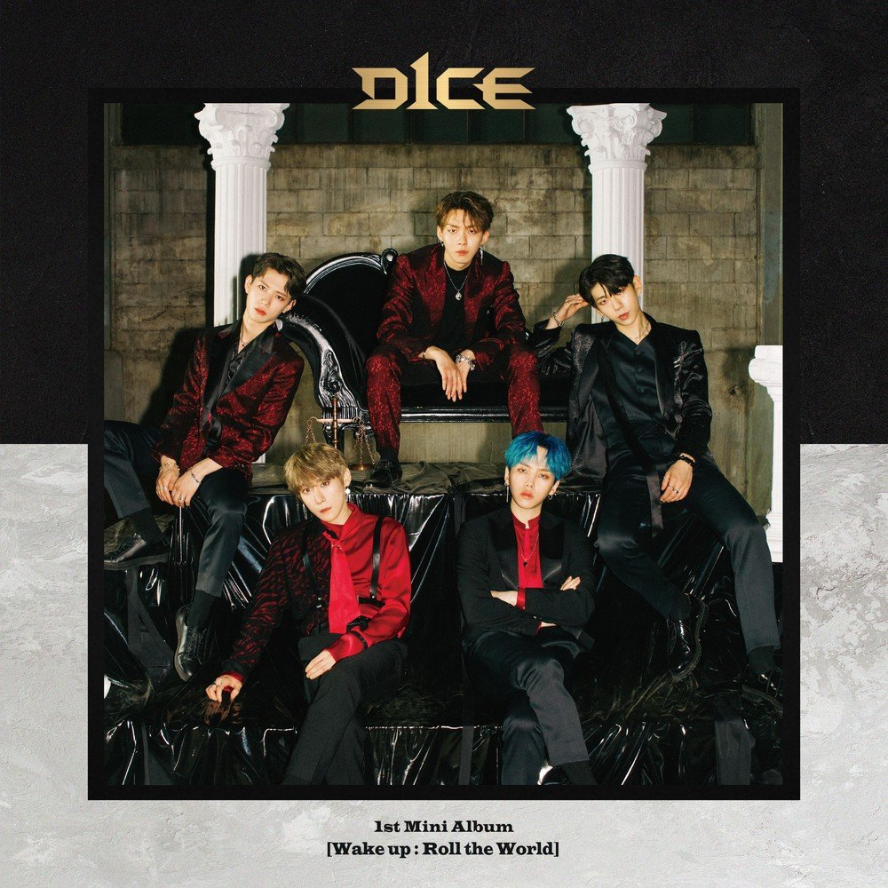 D1CE – [Wake up : Roll the World] [FLAC + MP3 320 / WEB] [2019.08.01]