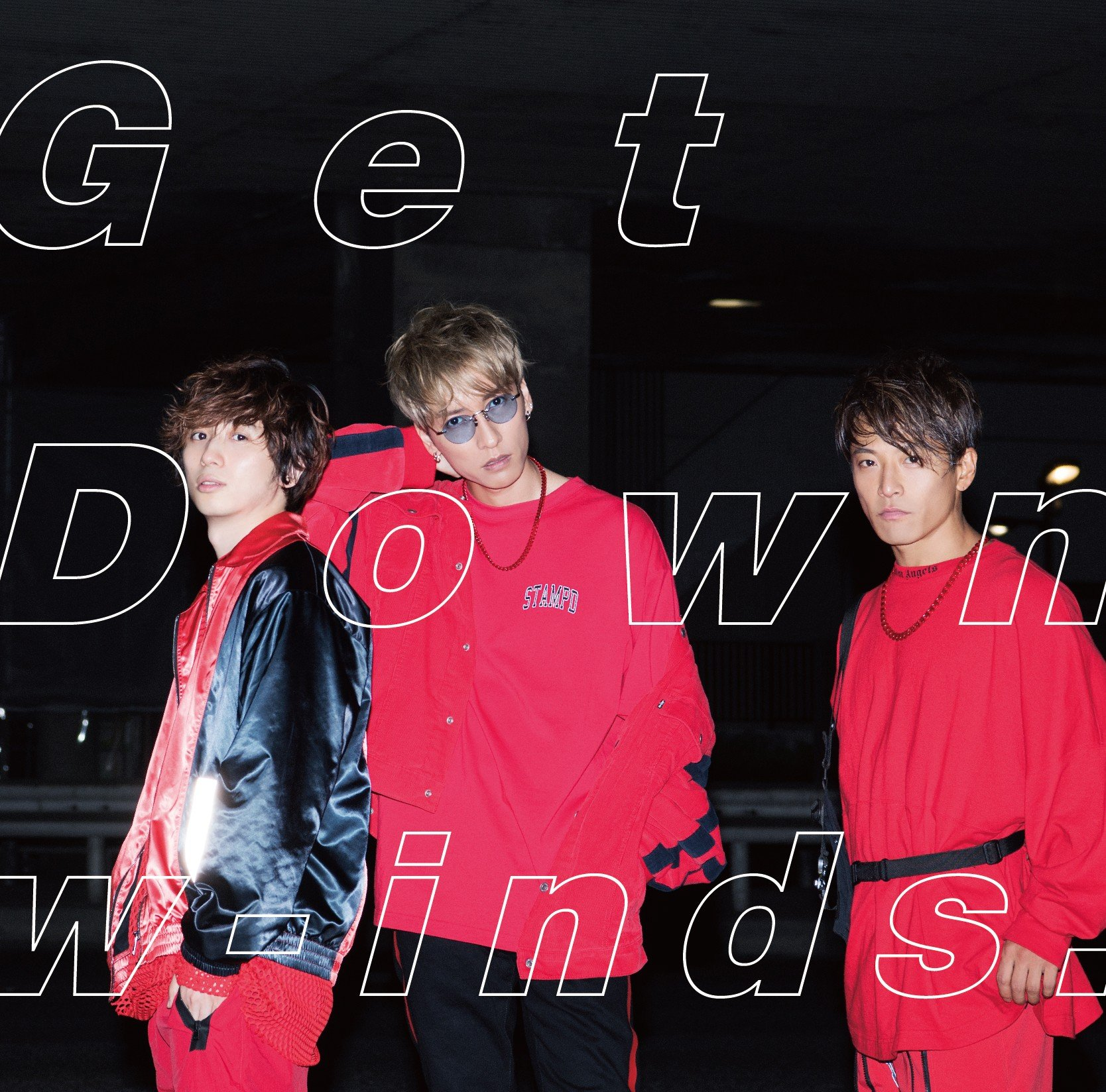 w-inds. – Get Down [FLAC / WEB] [2019.07.31]