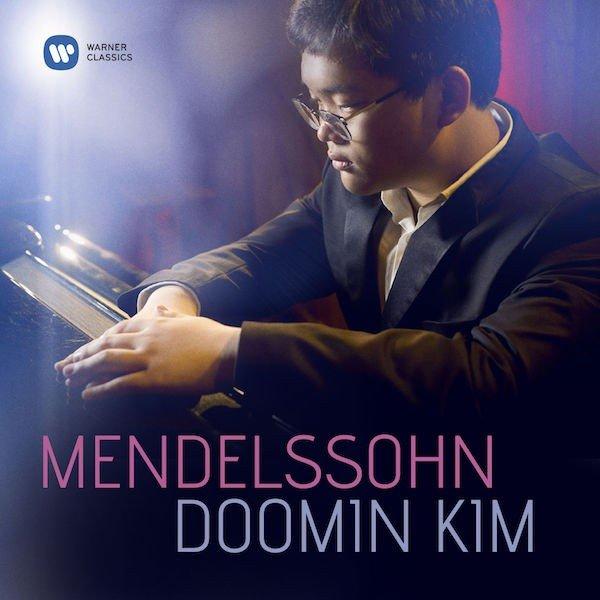 Doomin Kim – Mendelssohn: Piano Works [FLAC / 24bit Lossless / WEB] [2019.08.02]