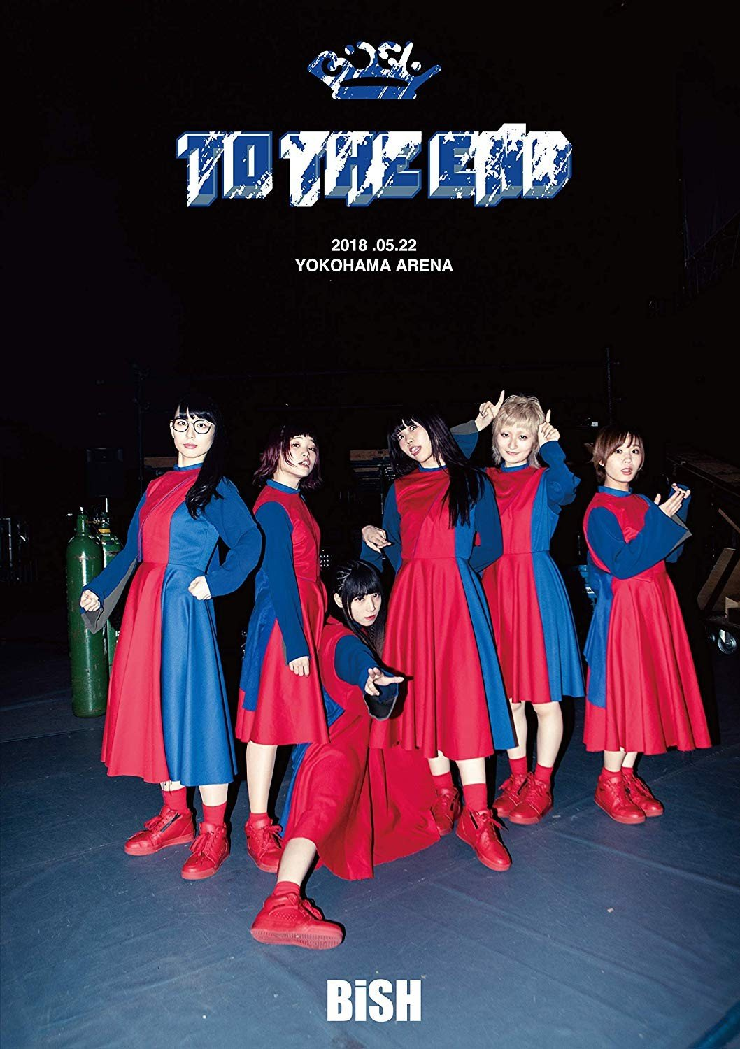 "BiSH – BiSH ""TO THE END"" (2018) [Blu-ray ISO]"
