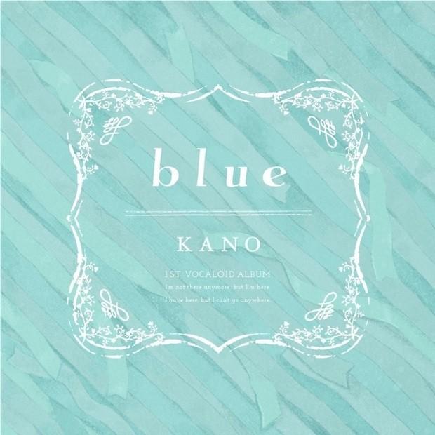 鹿乃 (Kano) – Blue [FLAC + MP3 320 / CD] [2019.08.12]