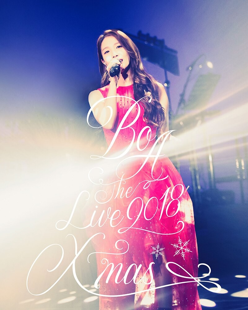 "BoA – BoA THE LIVE 2018 ""X'mas"" (2019) [Blu-ray ISO + MP4]"