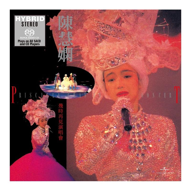 陳慧嫻 (Priscilla Chan) – 幾時再見演唱會 (1989/2019) 2xSACD ISO
