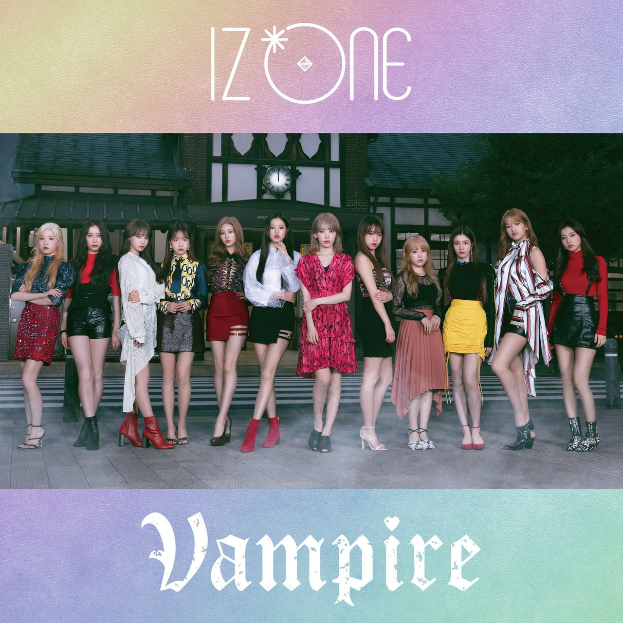 IZ*ONE – Vampire [FLAC + MP3 320 / WEB / Early release] [2019.09.25]