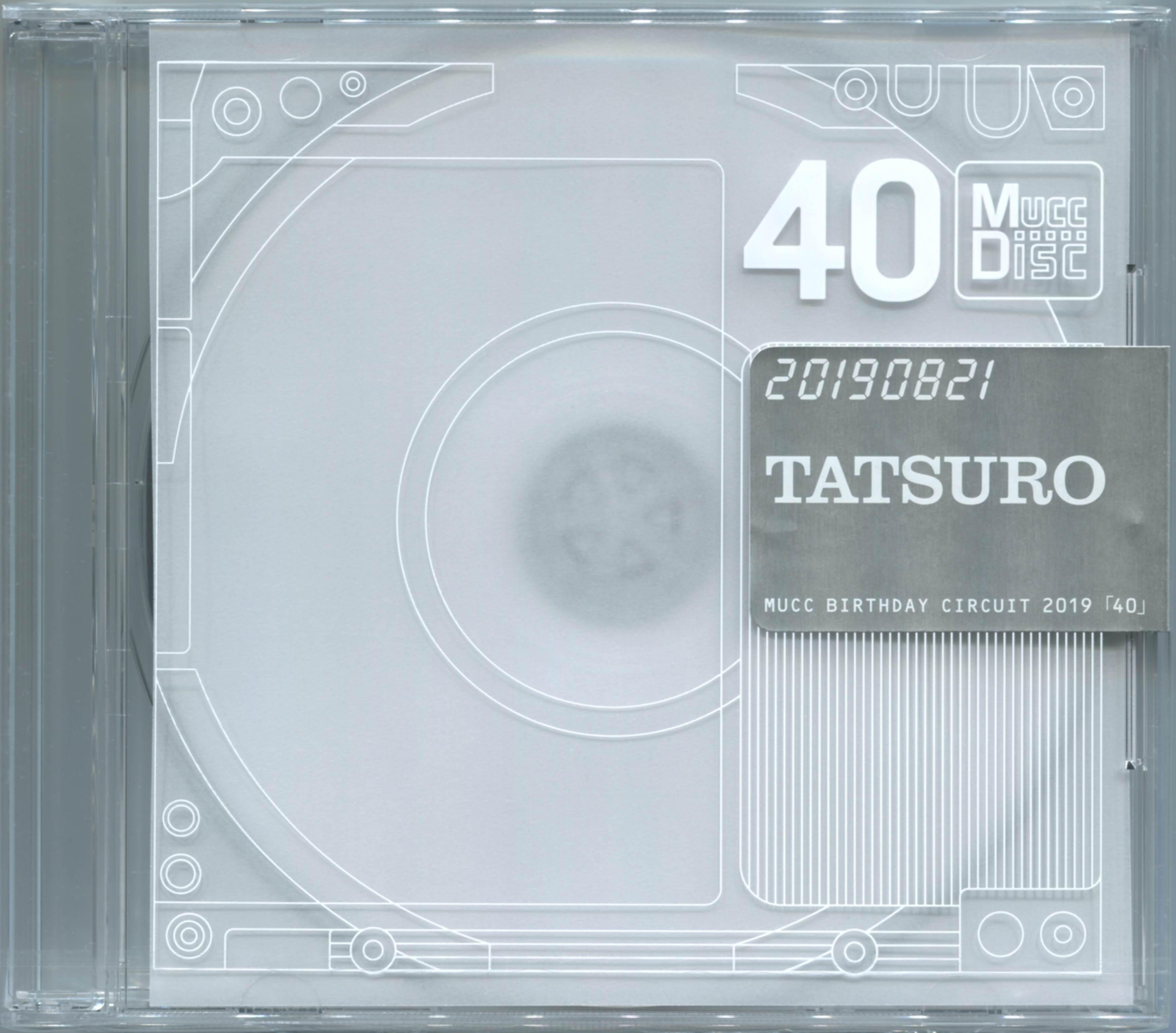MUCC – taboo [FLAC + MP3 320] [2019.08.21]