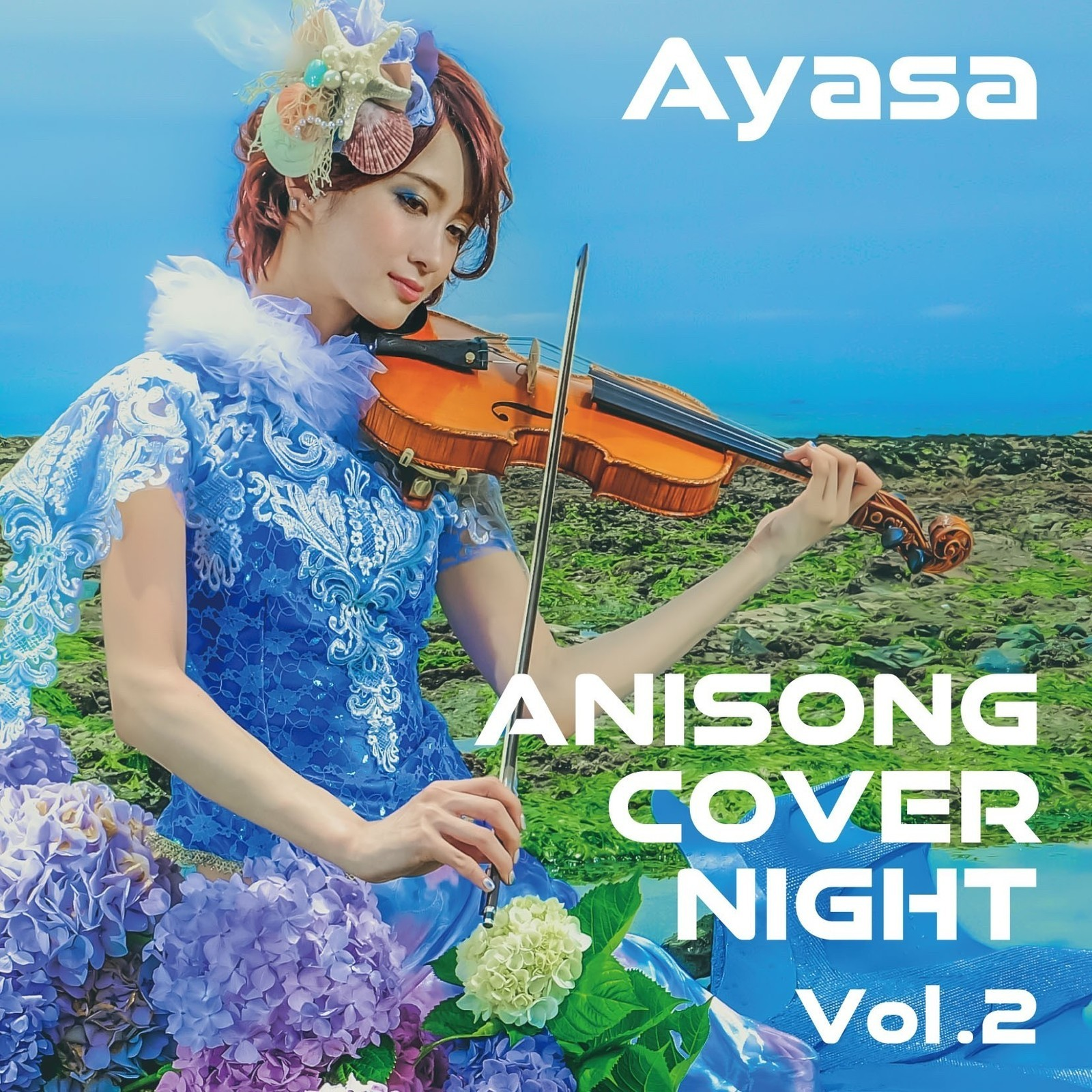 Ayasa – ANISON COVER NIGHT Vol.2 [24bit Lossless + MP3 320] [2019.10.02]