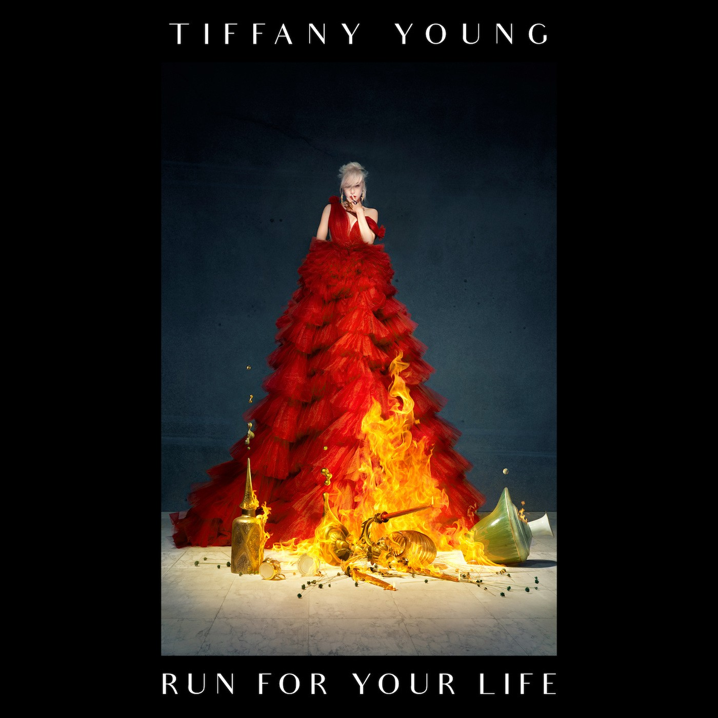 Tiffany – Run For Your Life [FLAC + MP3 320 / WEB] [2019.10.11]