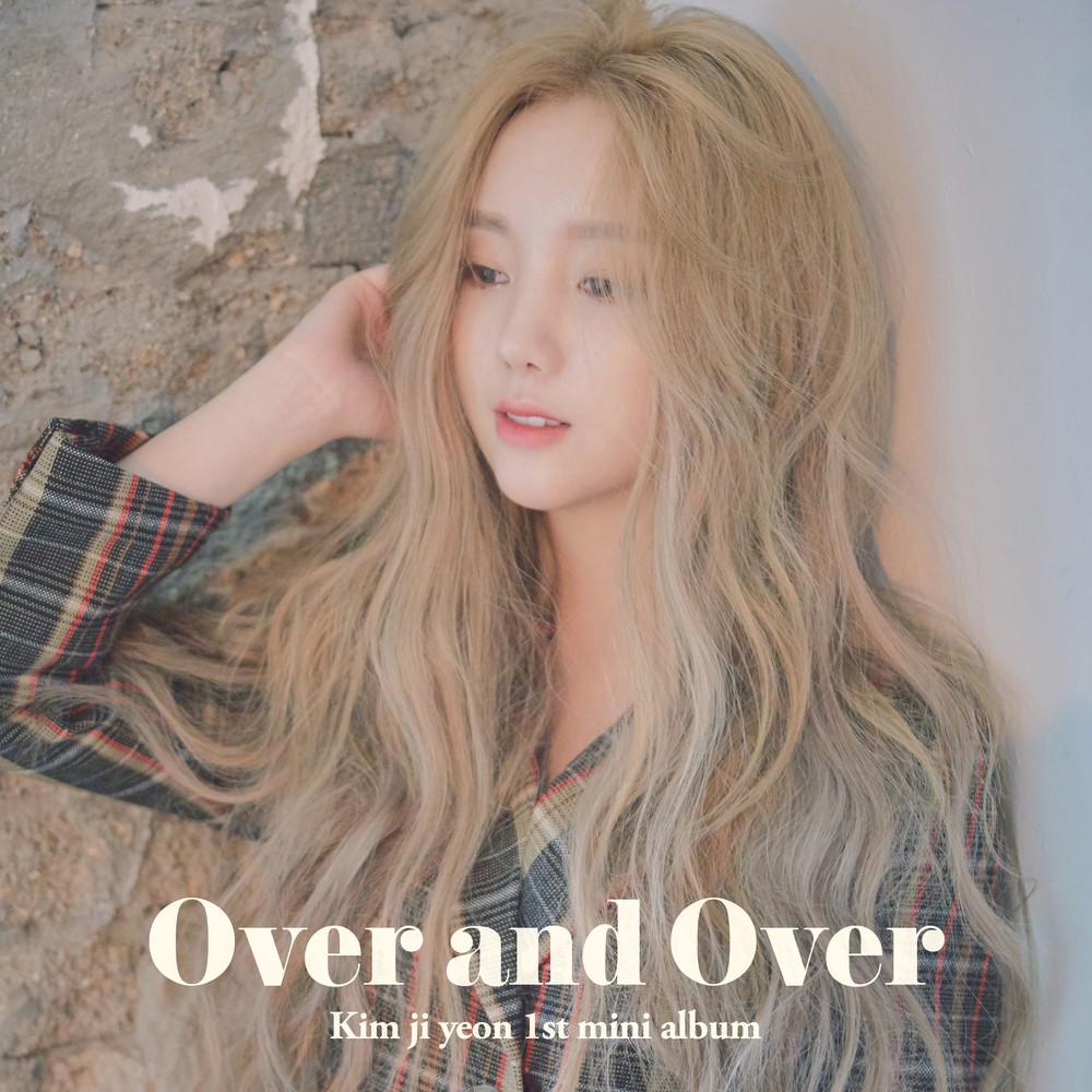 Kim Ji Yeon (김지연) – OVER AND OVER [FLAC + MP3 320 / WEB] [2019.10.08]