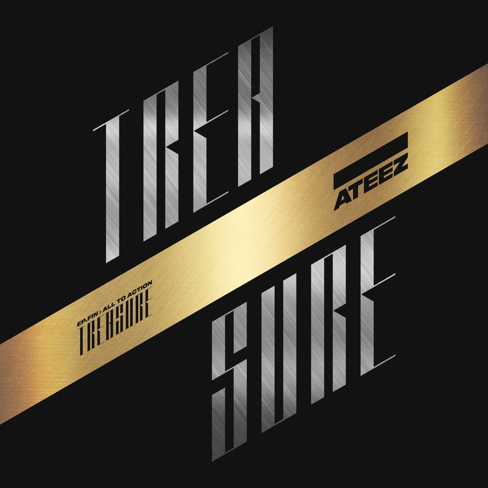 ATEEZ (에이티즈) – TREASURE EP.FIN : All To Action [FLAC + MP3 320 / WEB] [2019.10.08]