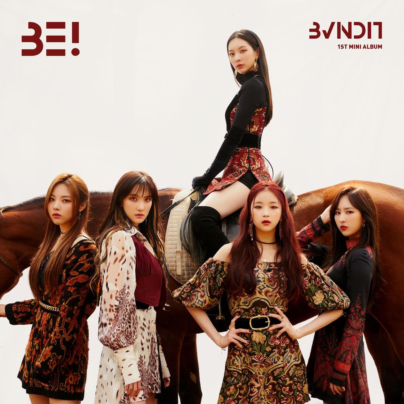 BVNDIT (밴디트) – BE! [FLAC + MP3 320 / WEB] [2019.11.05]