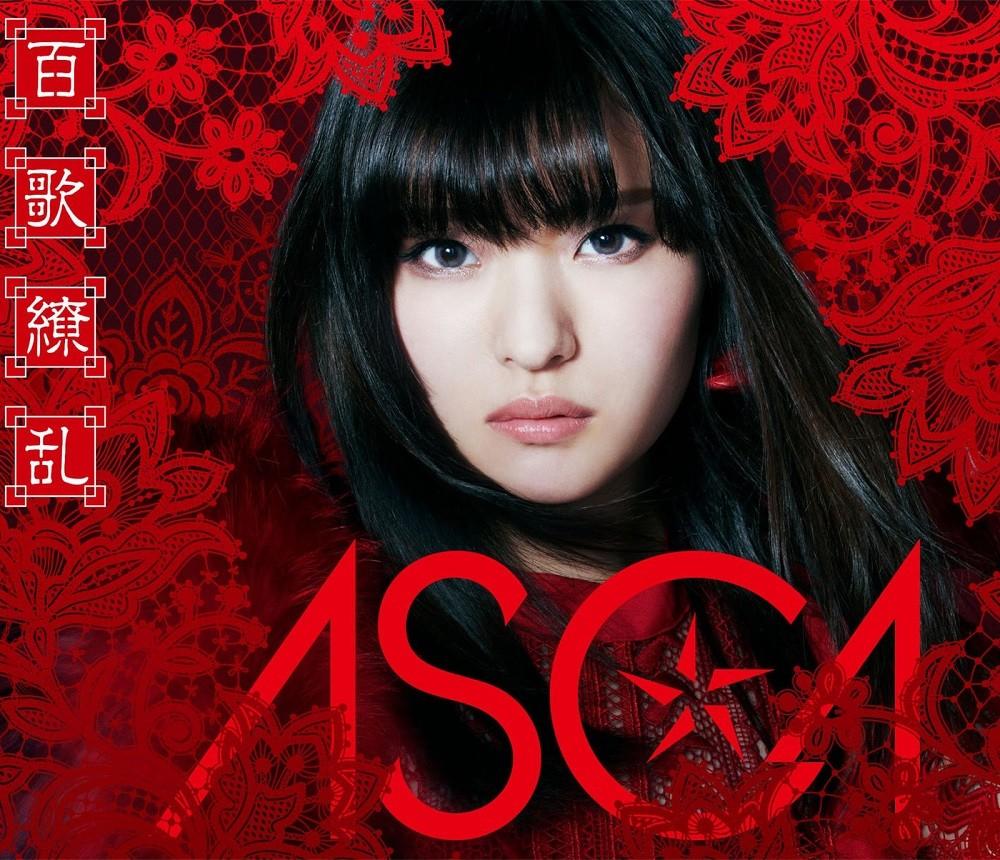 ASCA – Hyakka Ryoran [FLAC+ MP3 320 / WEB] [2019.11.06]