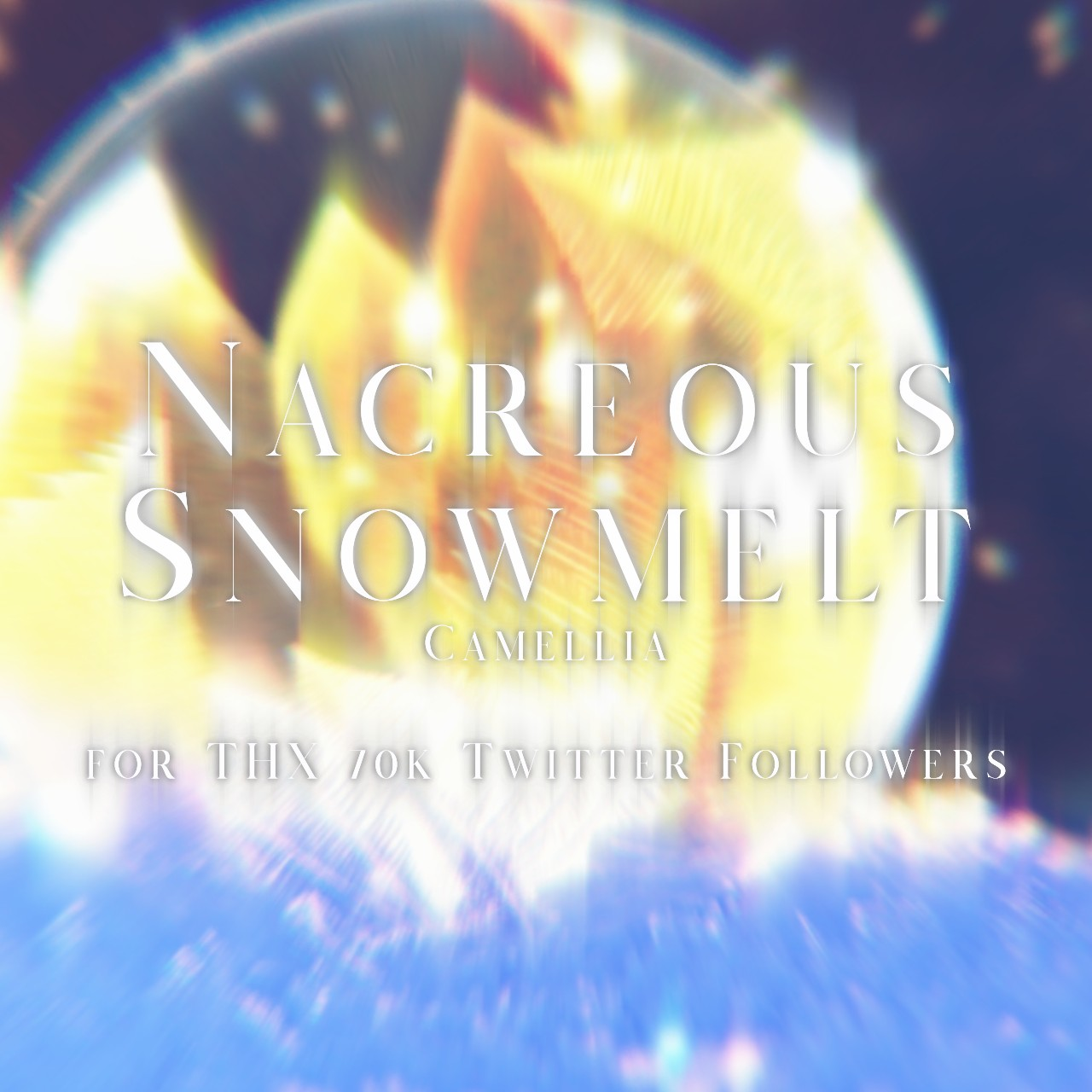 Camellia (かめりあ) – Nacreous Snowmelt [WAV + MP3 320 / CD] [2019.11.01]